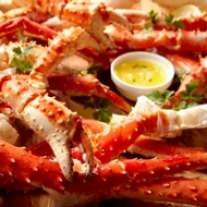 Seabear King Crab Legs